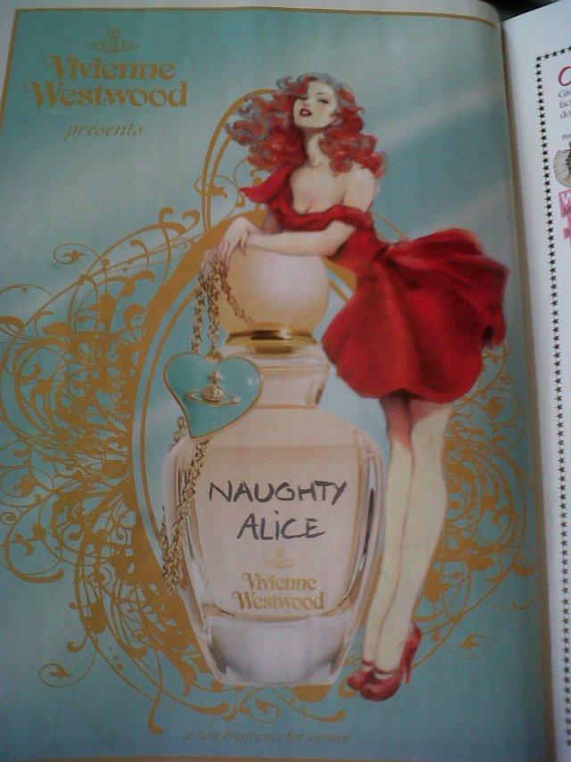 naughty alice