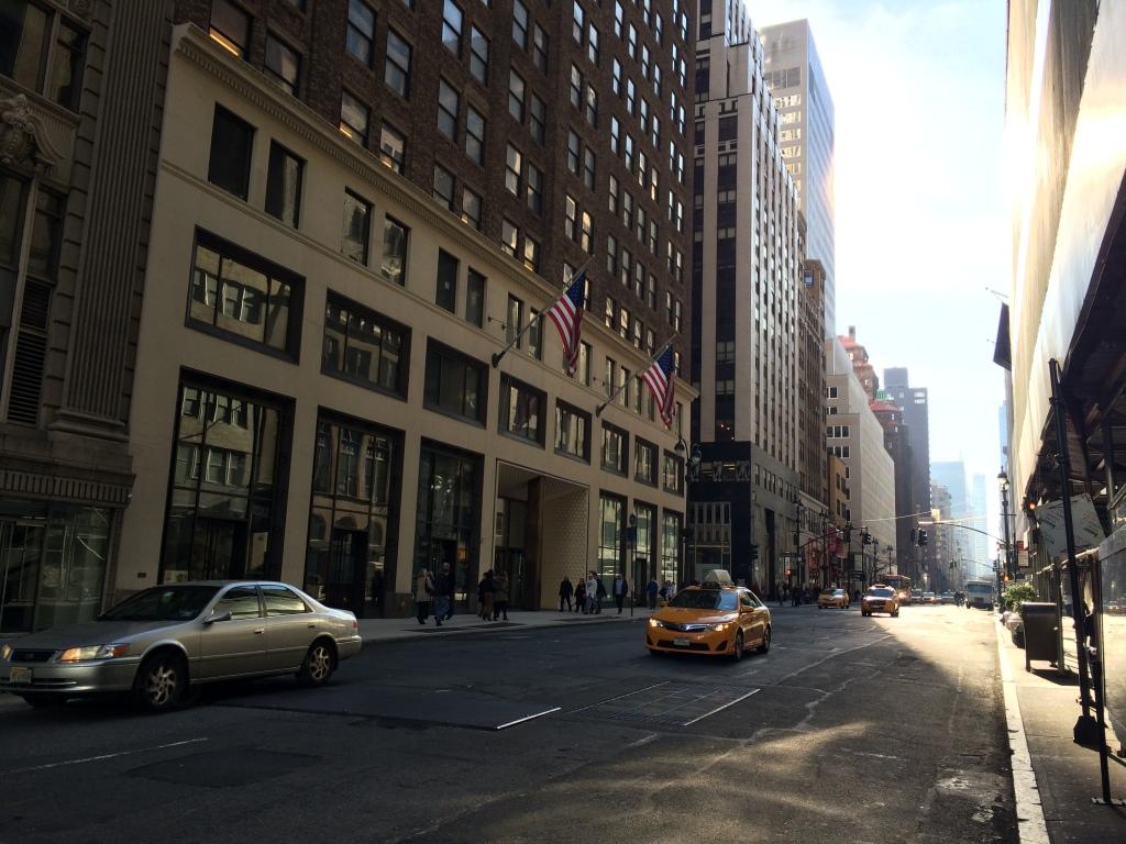 Weekend in New York
