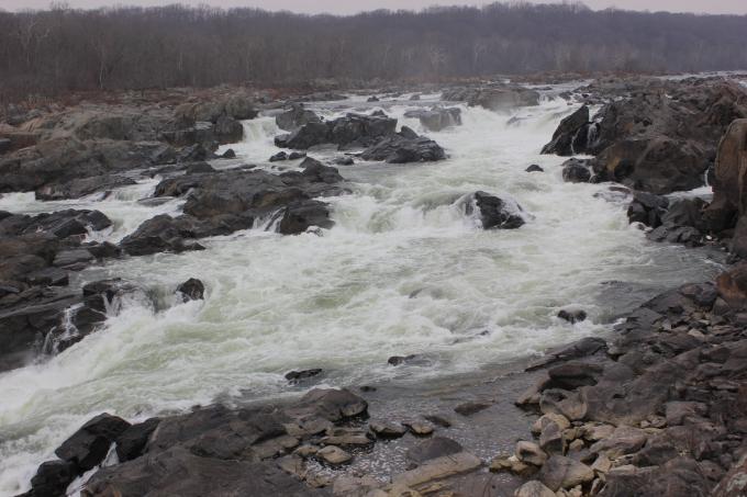 Potomac Falls - North America