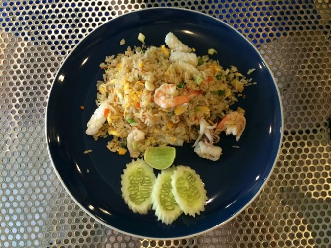 Let's explore Bangkok - Thaifood