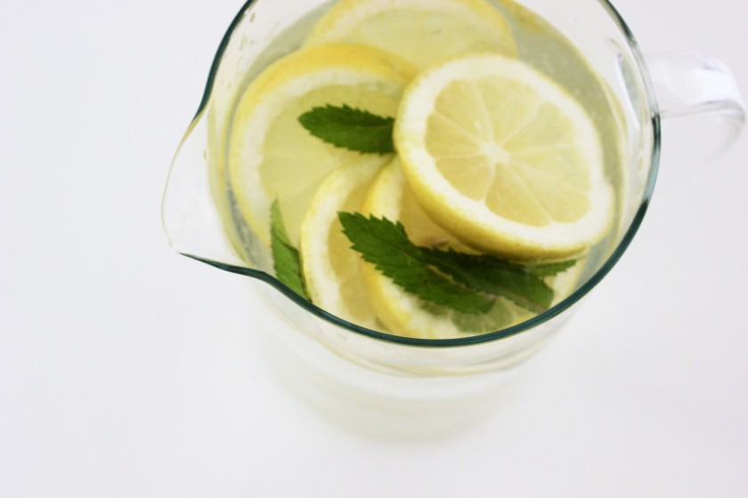 Lemon Summer Power Drink