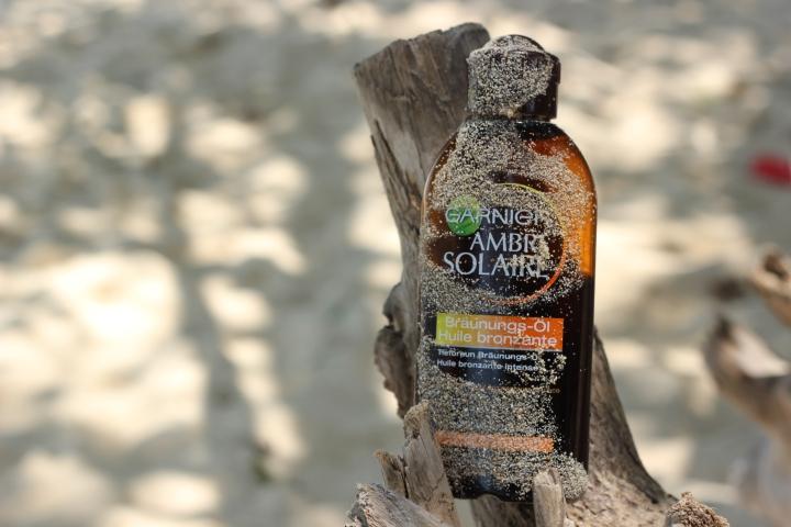 summer heat bronzing oil