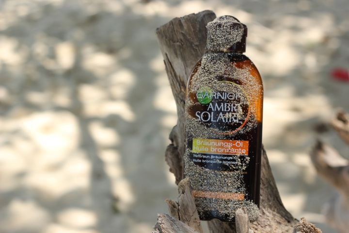 summer heat bronzing oil